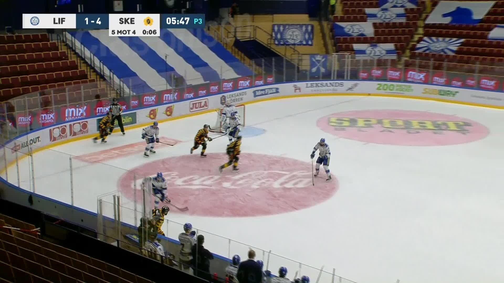 Leksands IF - Skellefteå AIK 2-4