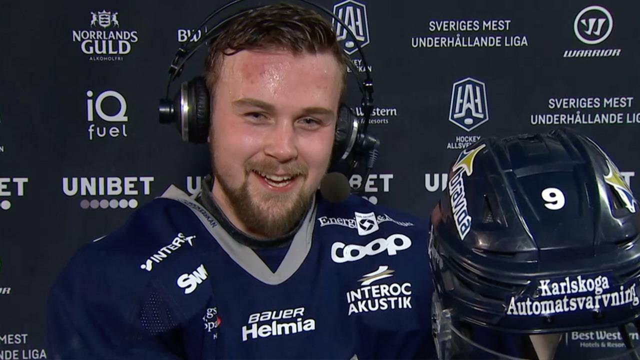 2021-04-04 Segerintervju: Gustaf Franzén