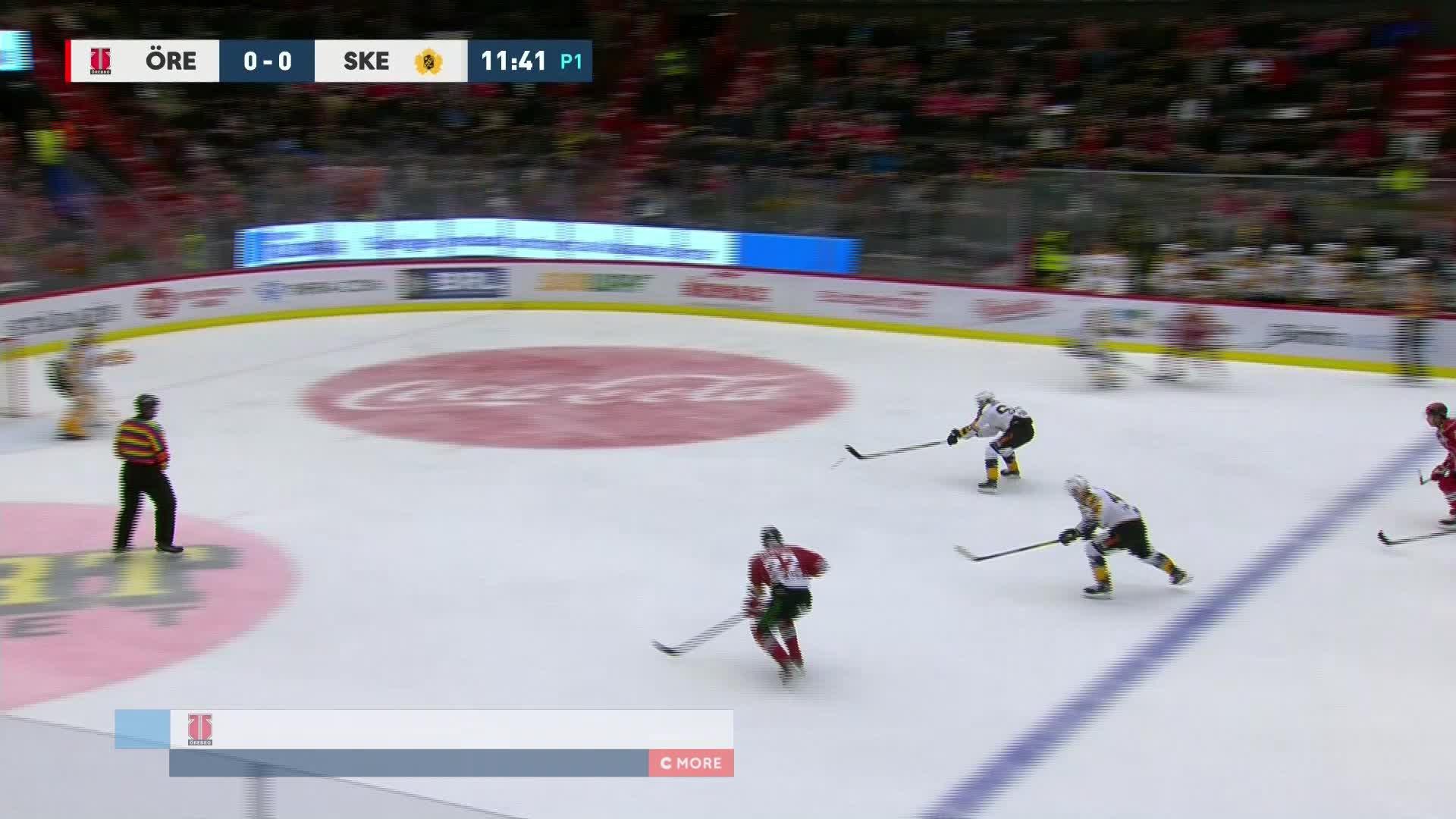 Örebro Hockey - Skellefteå AIK 1-0