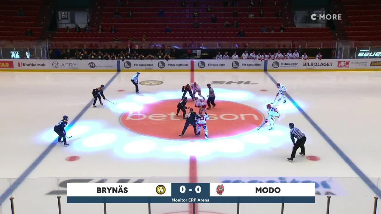Highlights: Brynäs-Modo 25 sept