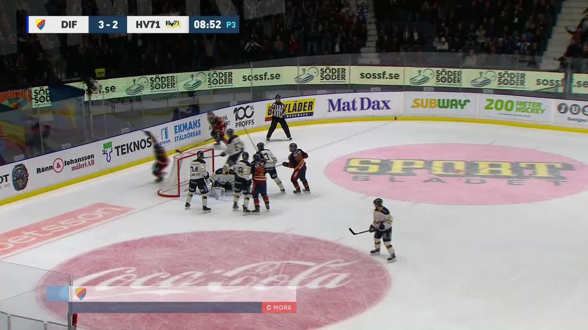 Djurgården Hockey - HV71 4-2