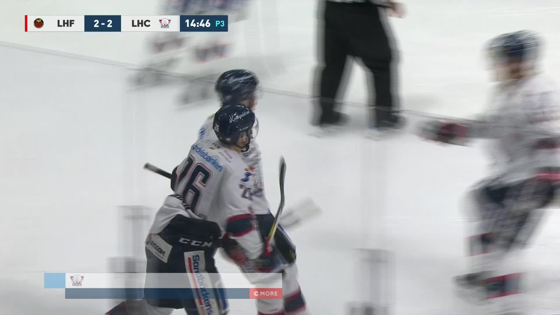 Luleå Hockey - Linköping HC 2-2