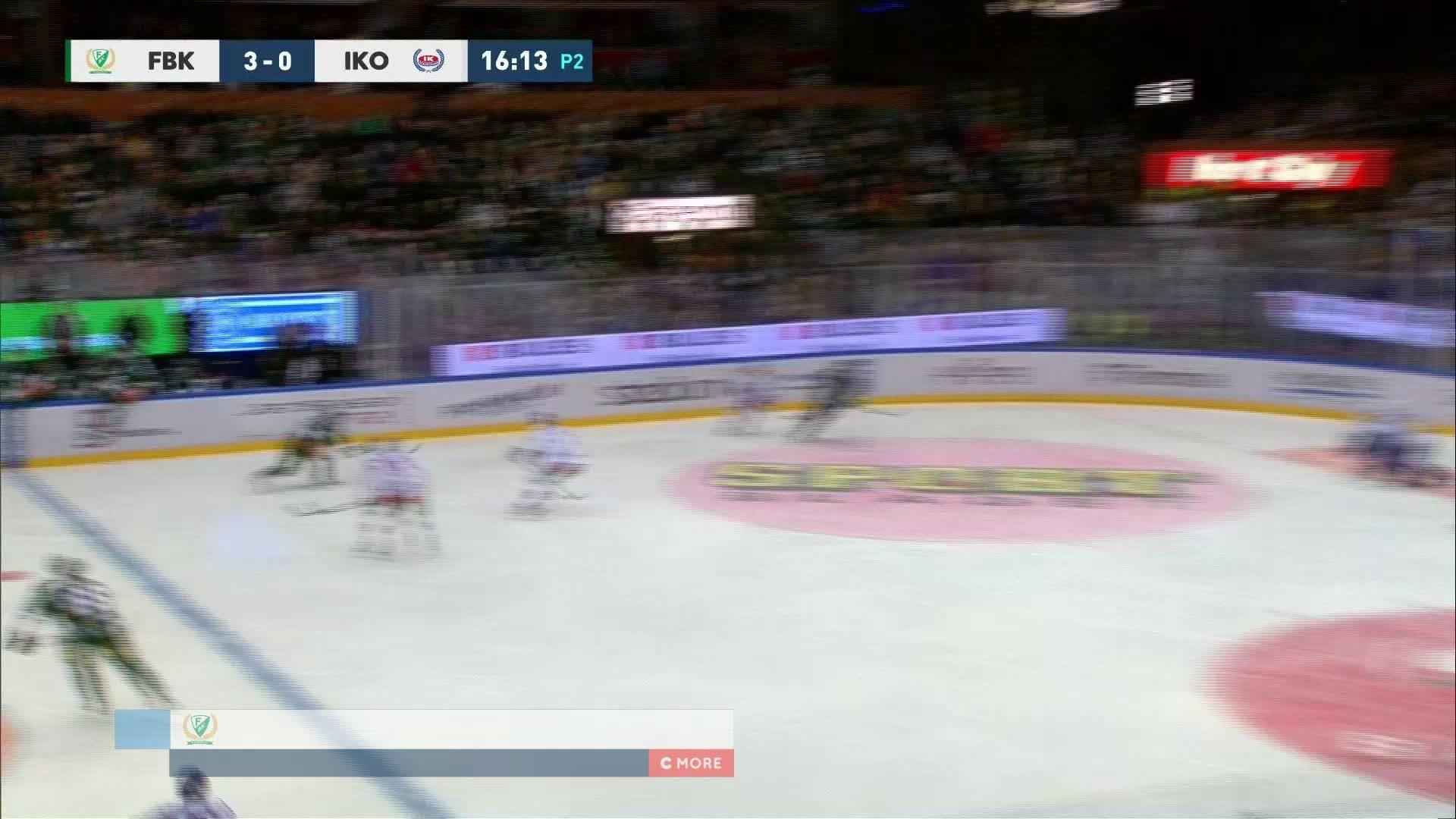 Färjestad BK - IK Oskarshamn 4-0