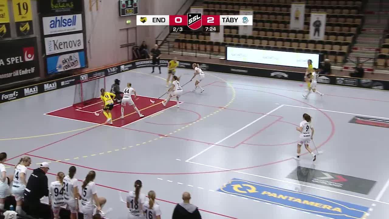 Highlights: Endre IF - Täby FC