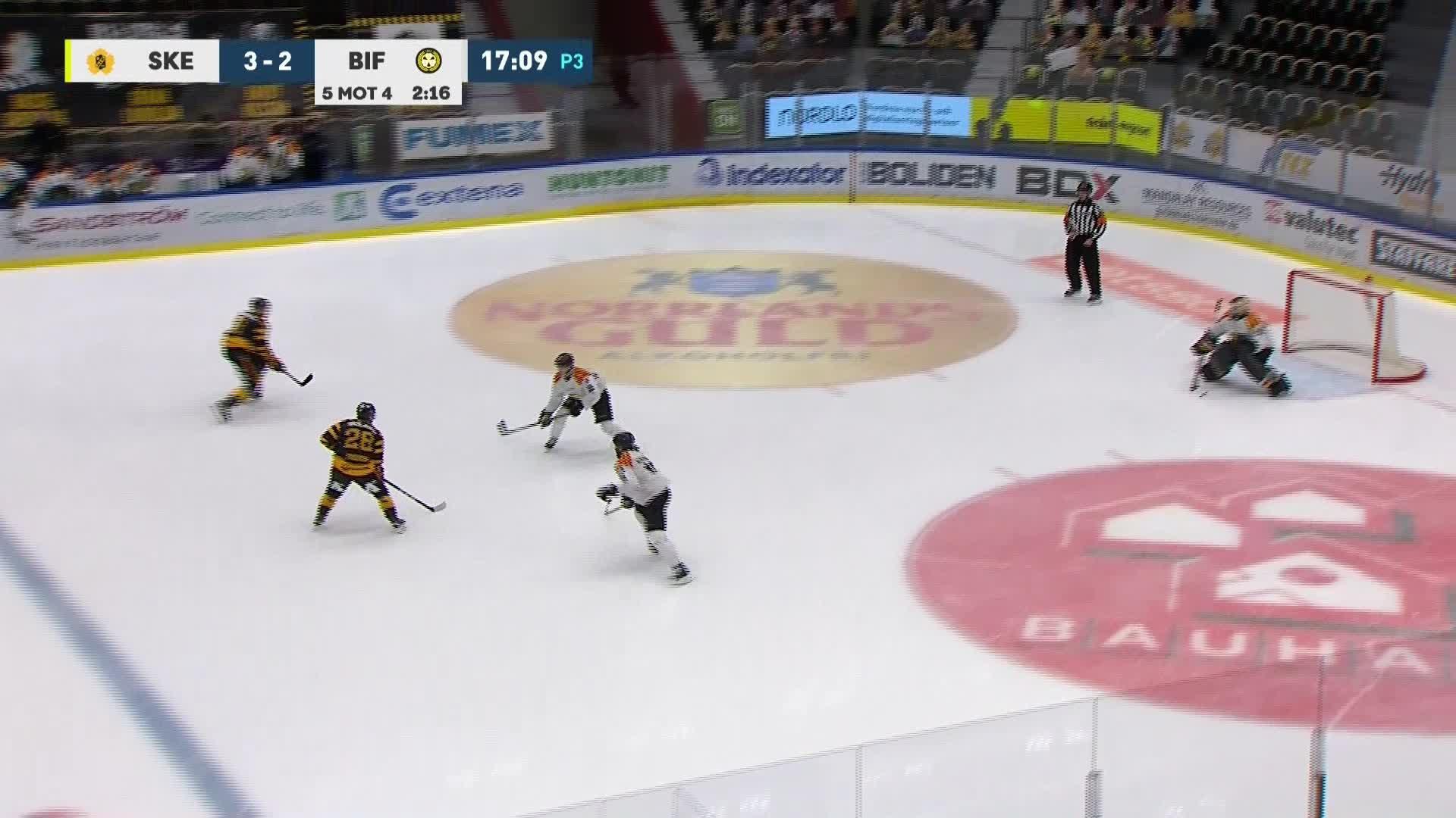 Skellefteå AIK - Brynäs IF 4-2