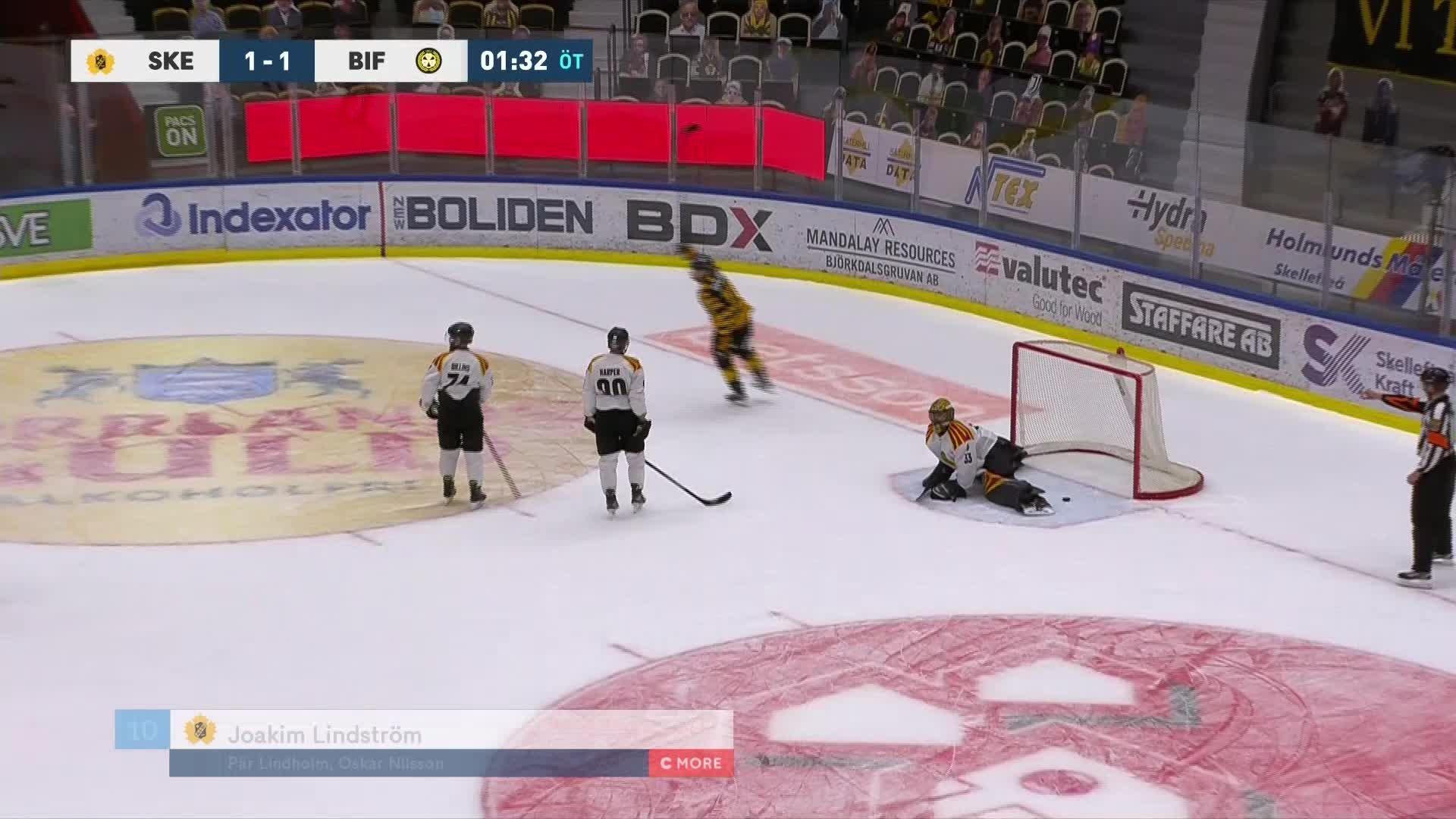 Skellefteå AIK - Brynäs IF 2-1