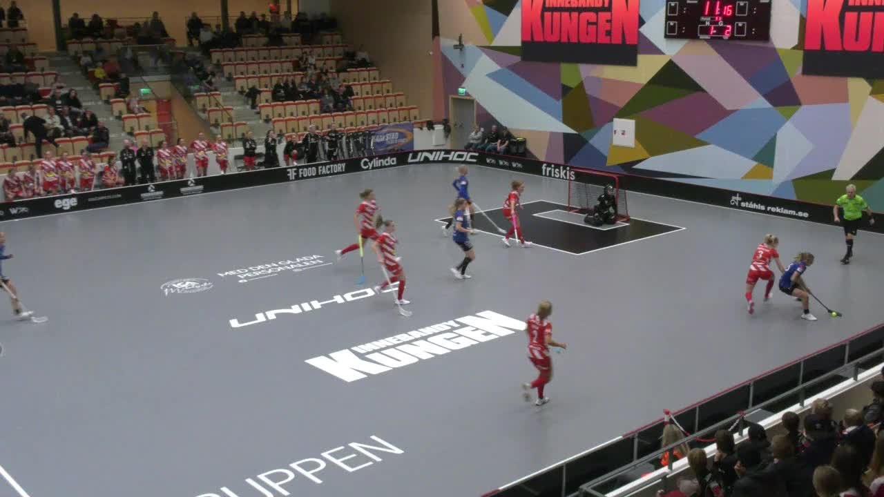 Highlights: Pixbo Wallenstam IBK-Karlstad Innebandy