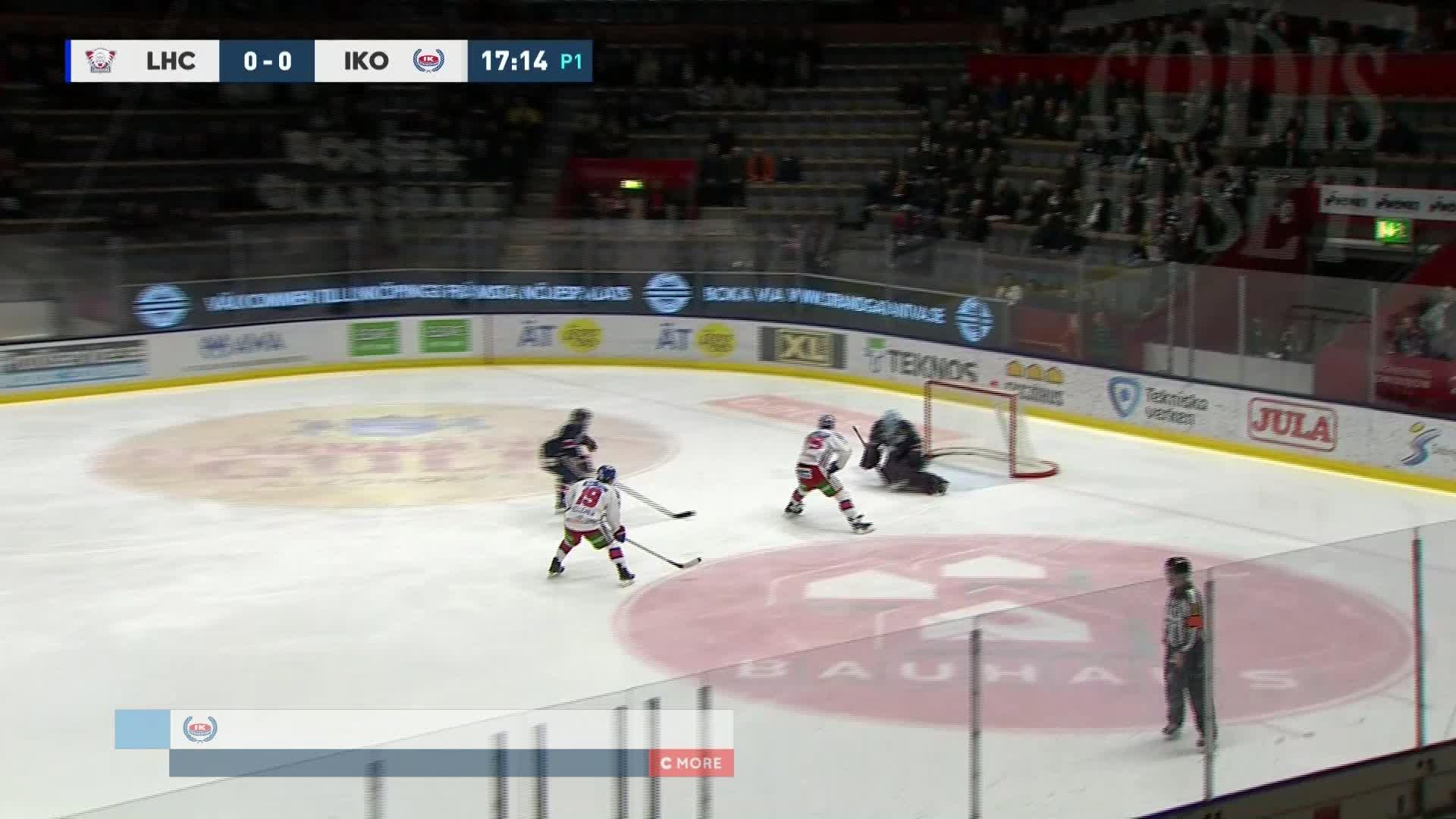 Linköping HC - IK Oskarshamn 0-1