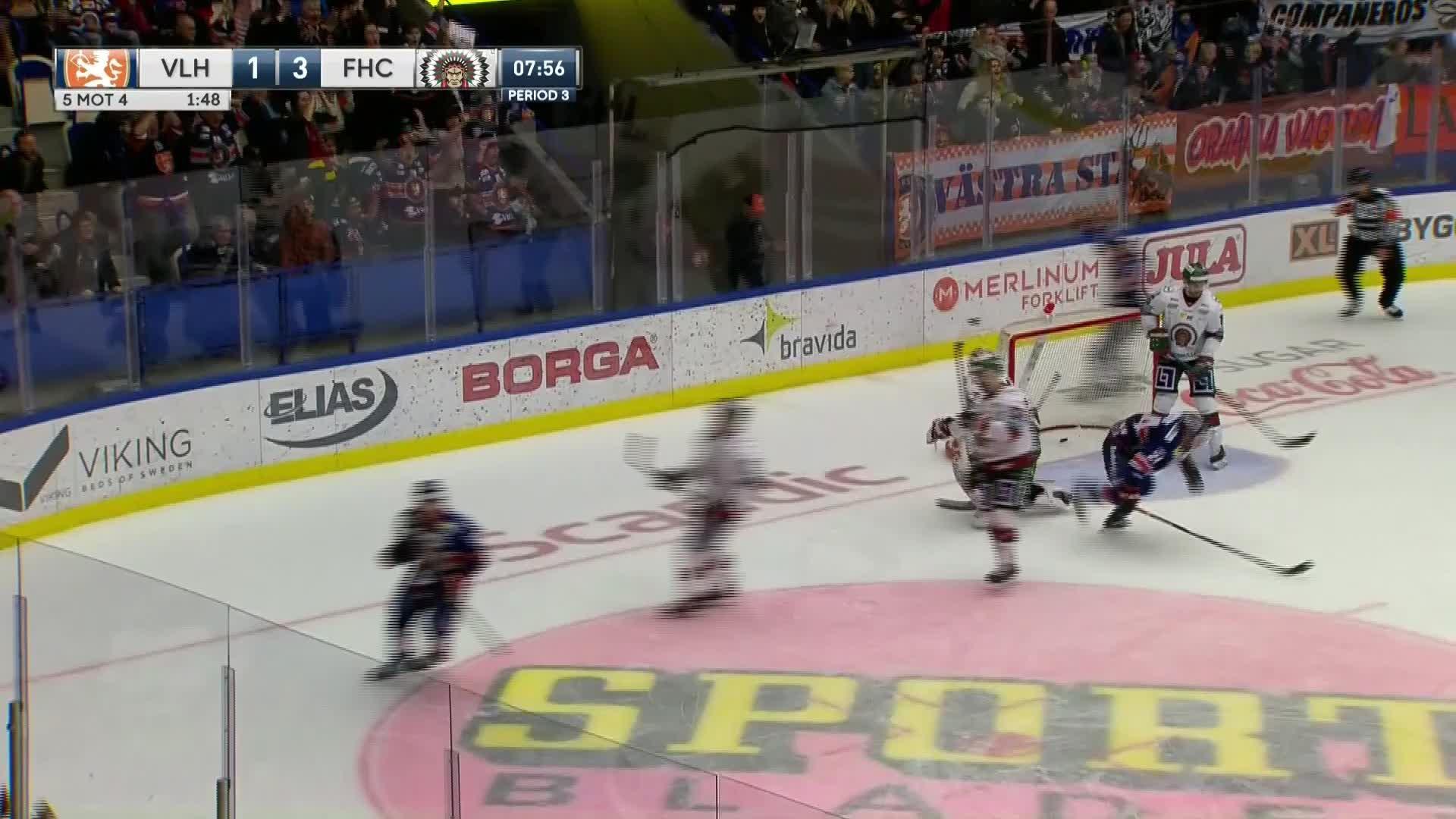 Växjö Lakers - Frölunda HC 2-3