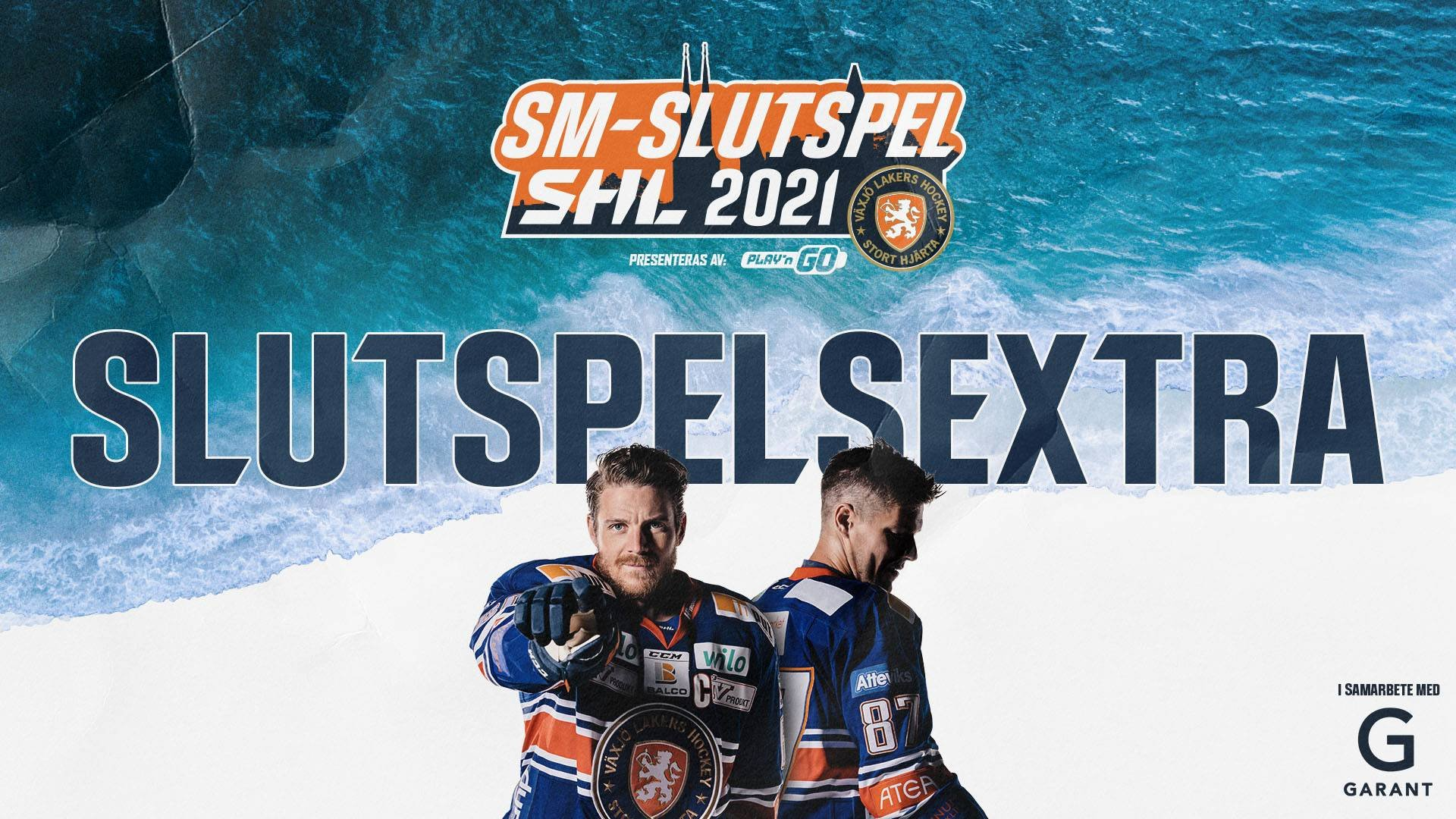 Slutspelsextra med Erik Josefsson & Robert Rosén
