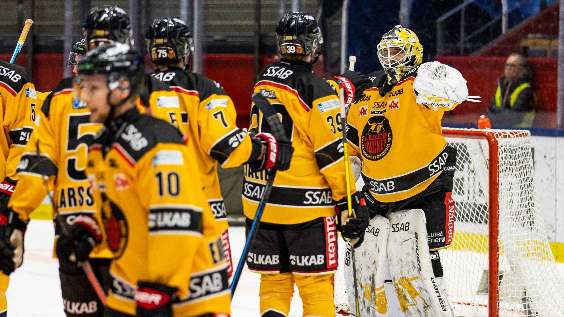 Linköping HC - Luleå Hockey