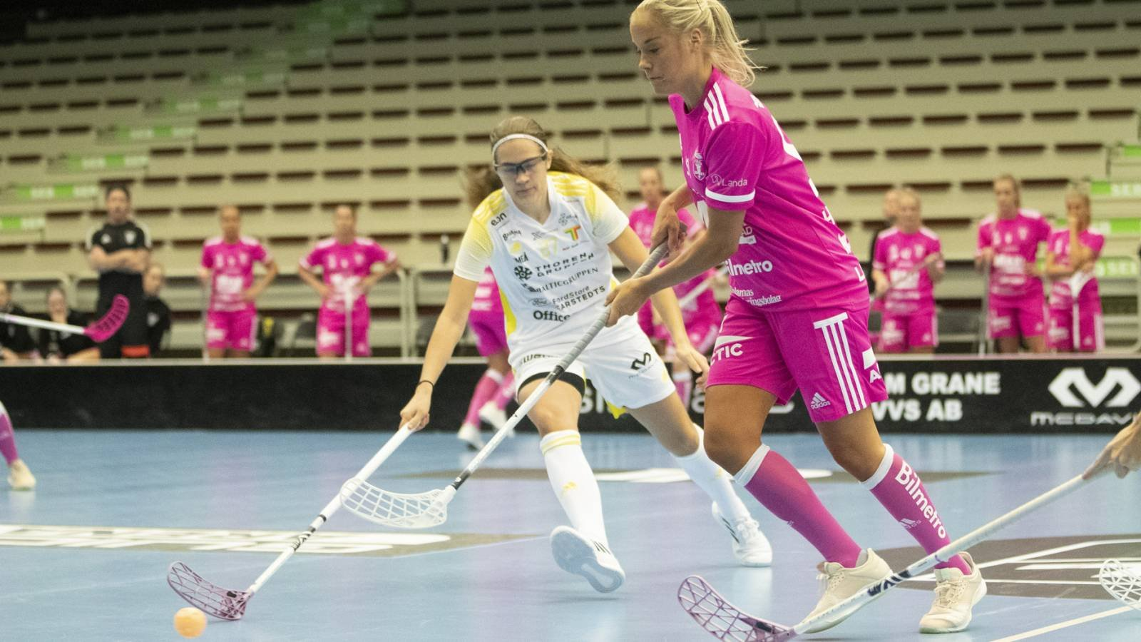 Highlights: IBF Falun - Thorengruppen IBK