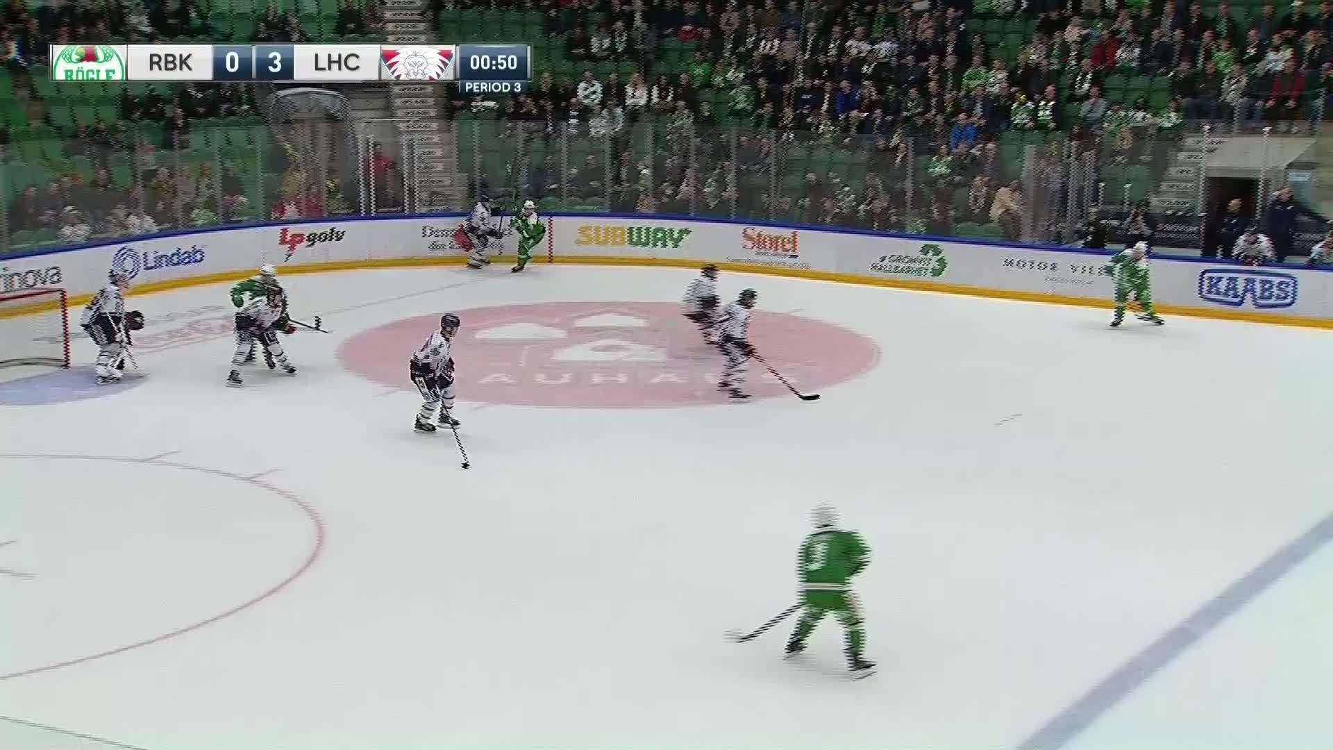 Rögle BK - Linköping HC 1-3
