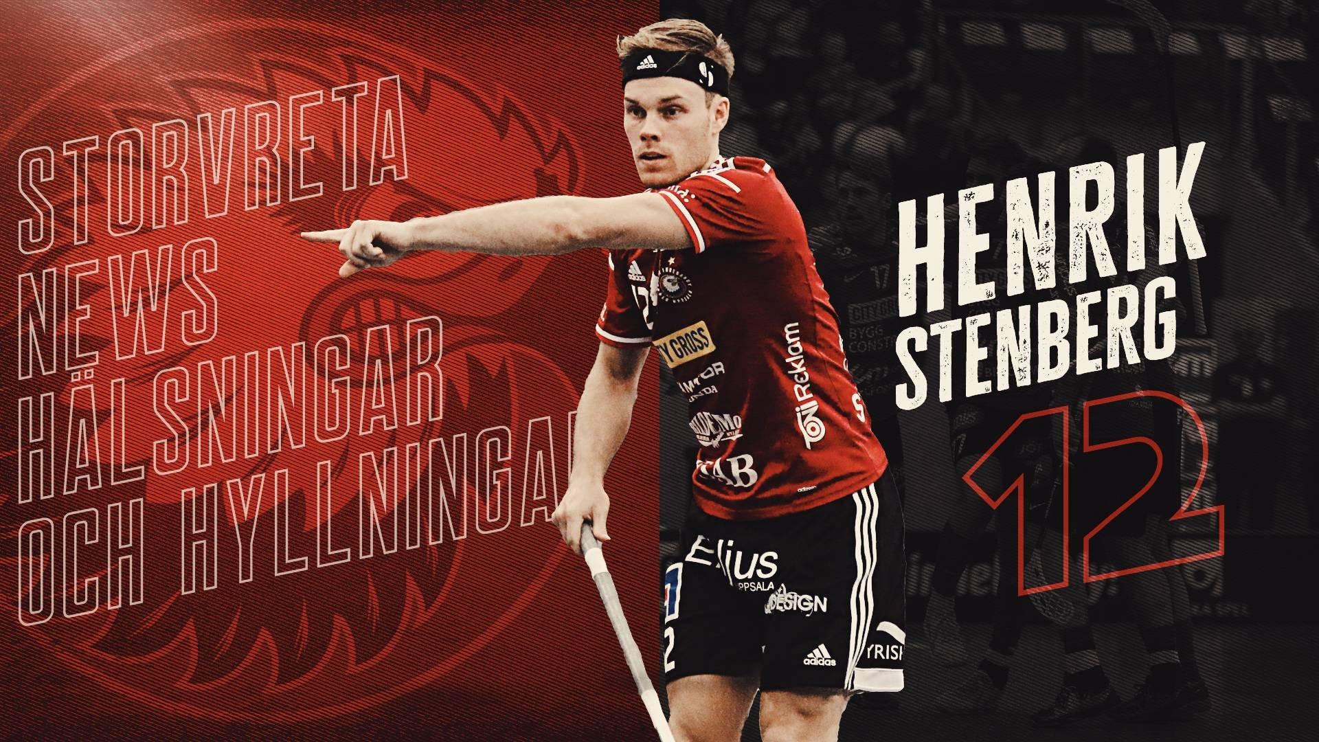 "Henrik Stenberg ""Troligtvis aldrig hänt"""