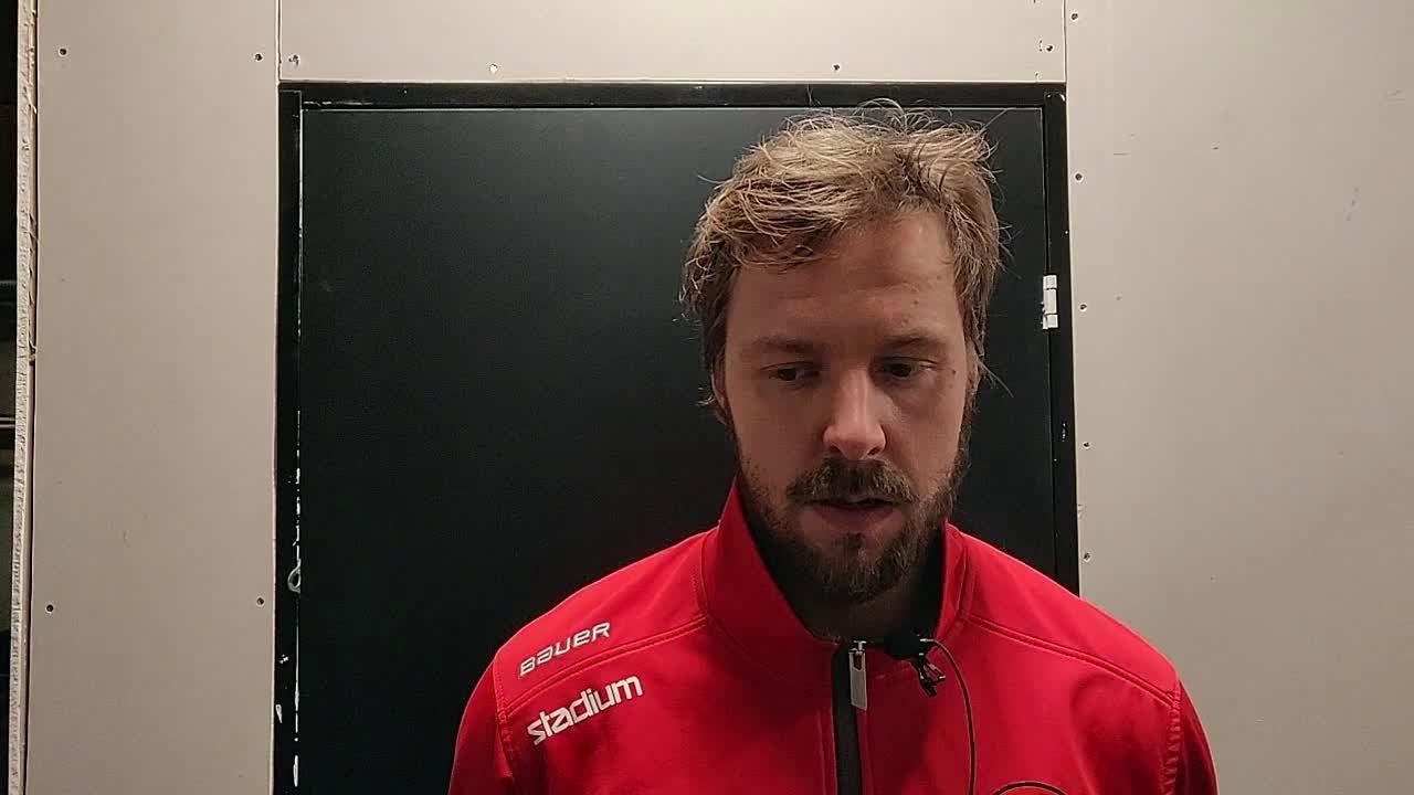 Marcus Eriksson efter AIK