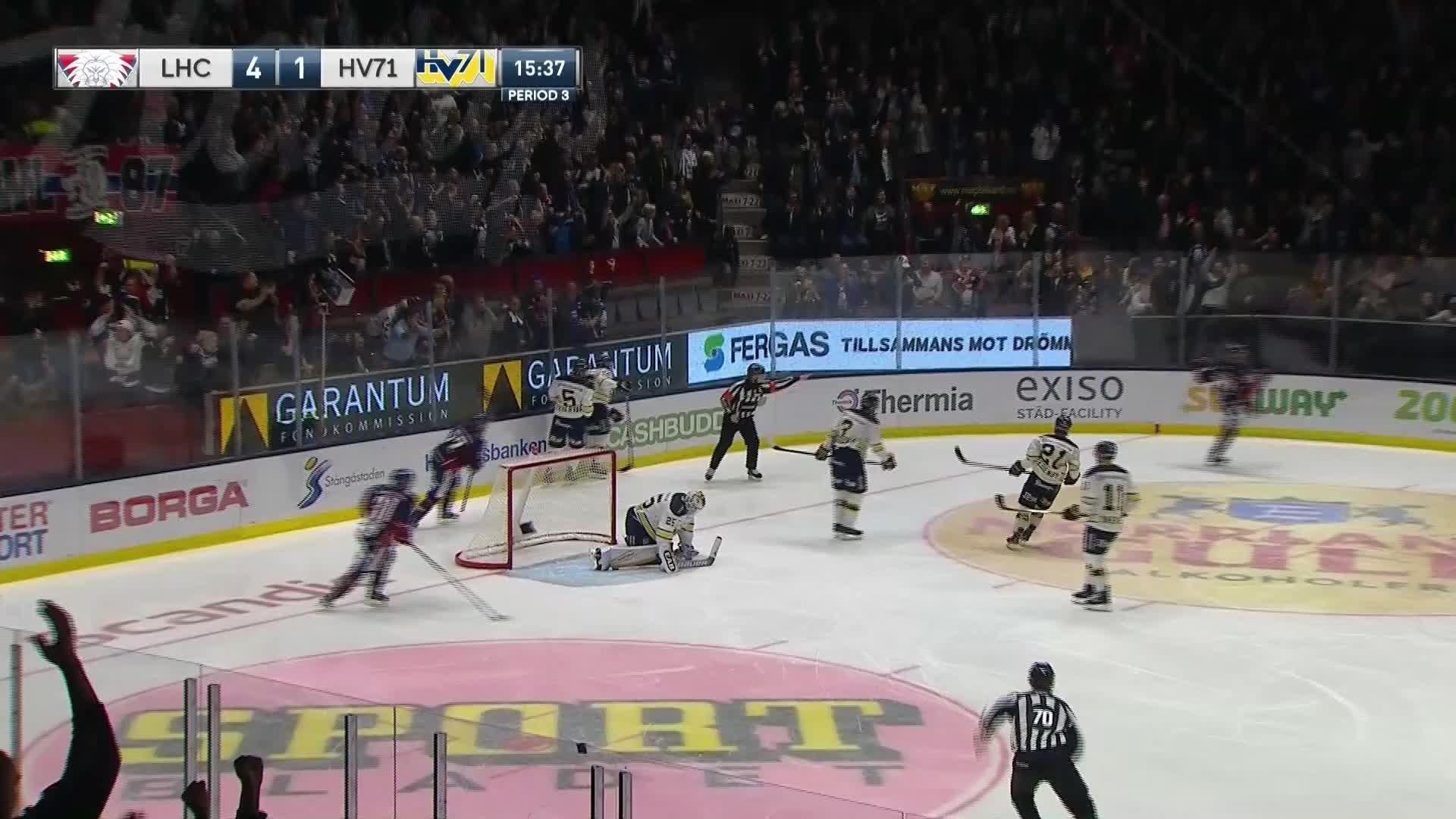 Linköping HC - HV71 5-1