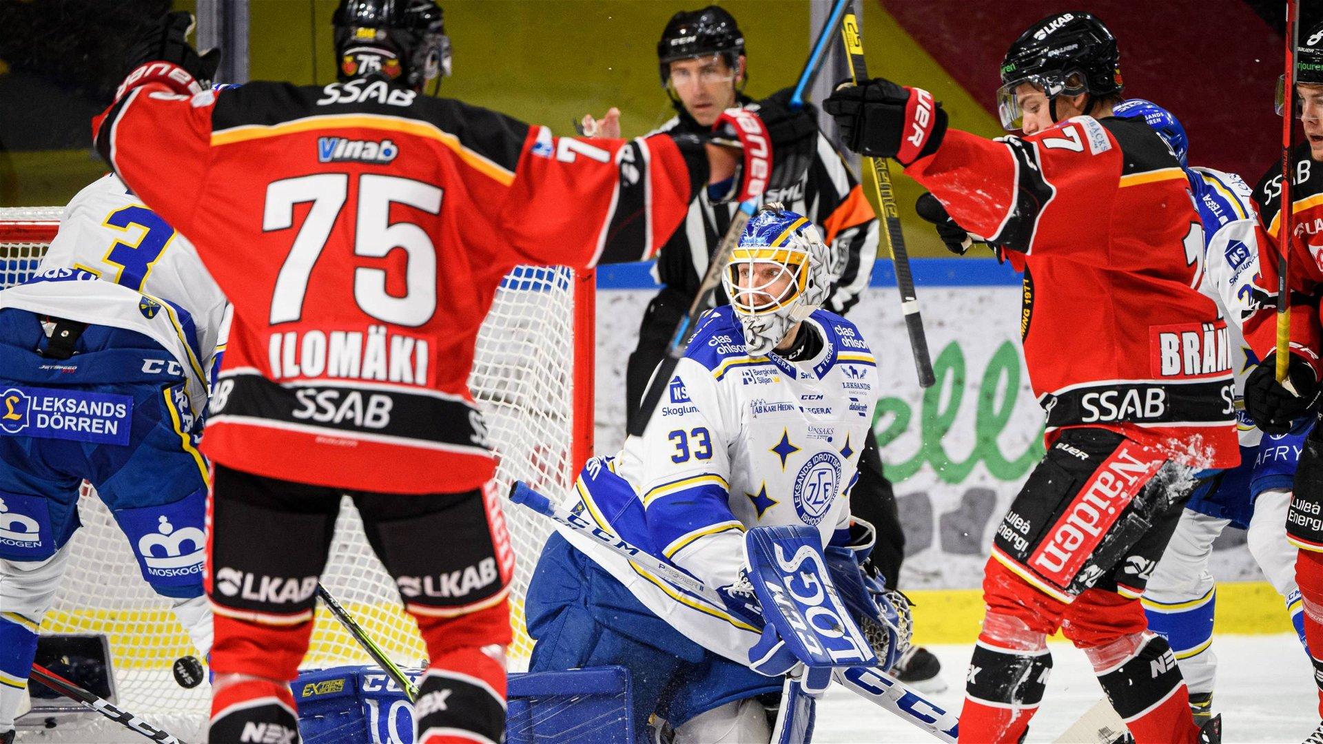 TV: Luleå Hockey - Leksands IF