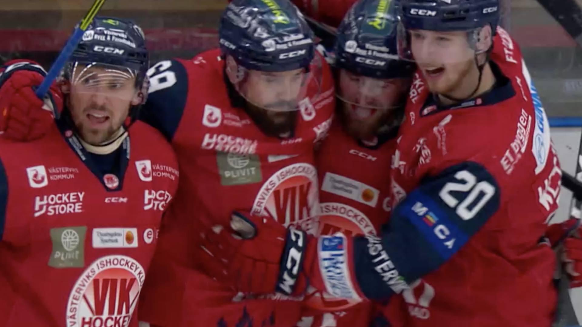 Highlights Västervik - Timrå