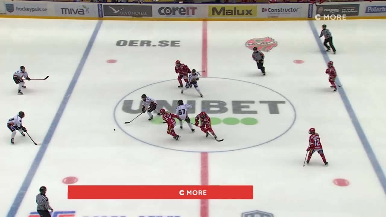 Highlights: Modo-Göteborg 17 okt