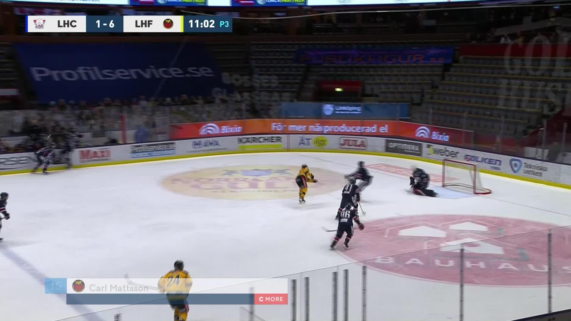 Linköping HC - Luleå Hockey 1-7