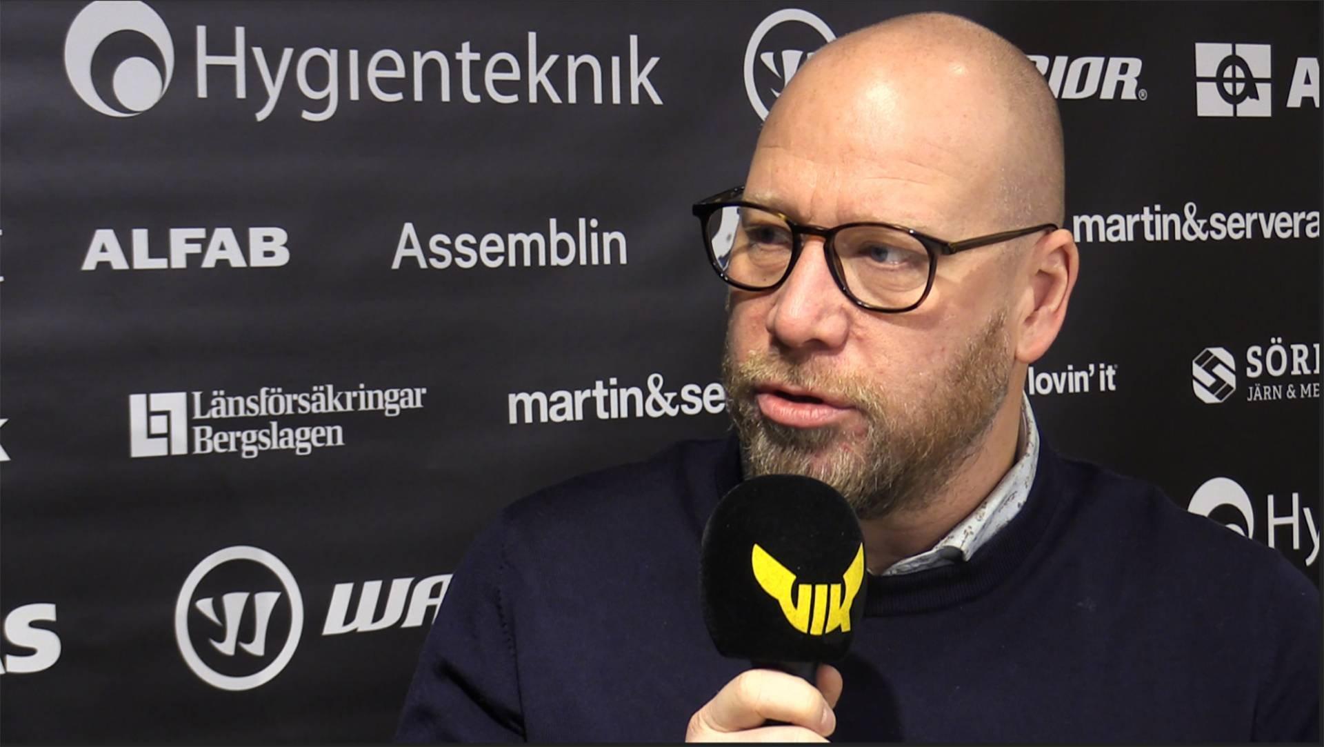 STUDIO VIK med Patrik Zetterberg
