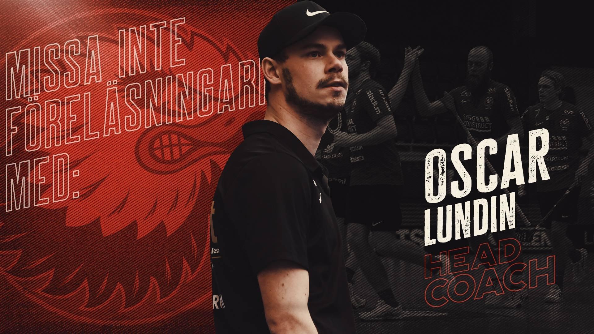 Webbföreläsningar med Oscar Lundin nästa vecka!