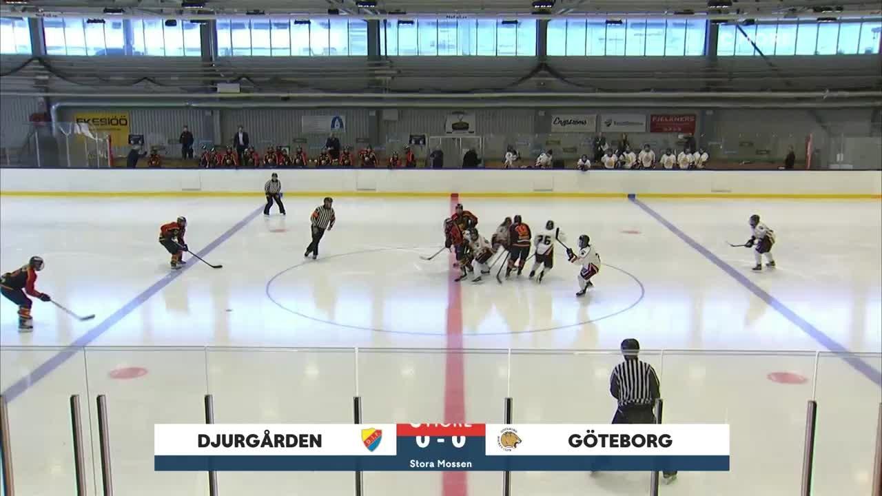 Highlights: Djurgården-Göteborg 27 sept
