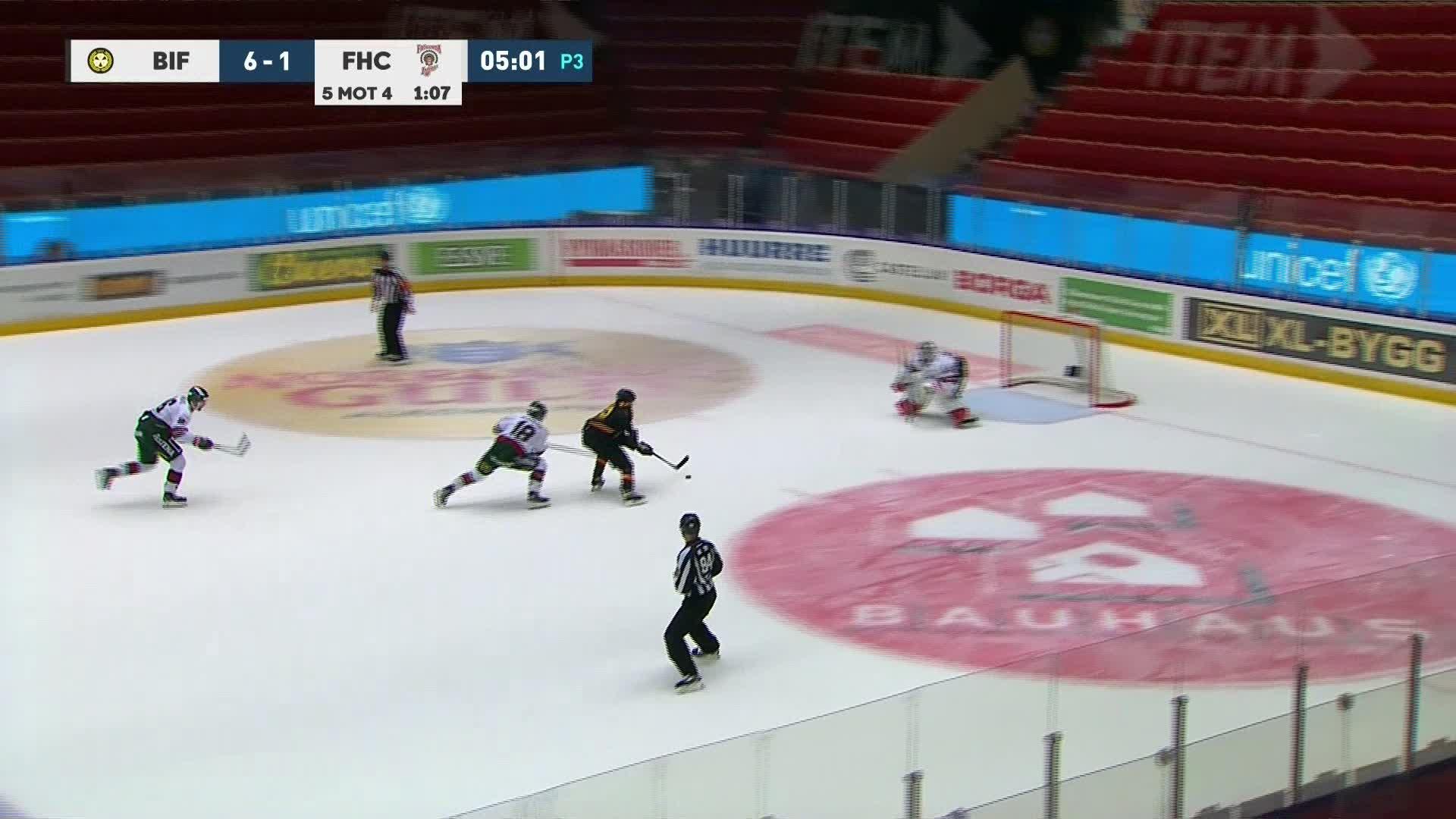 Brynäs IF - Frölunda HC 7-1