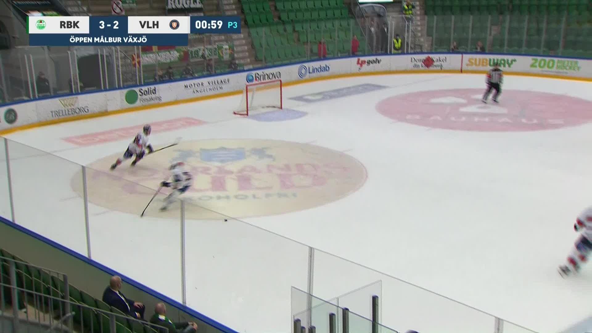Rögle BK - Växjö Lakers 4-2