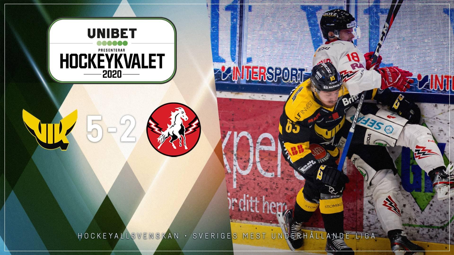 2020-03-11 Västerås - Vita Hästen 5-2