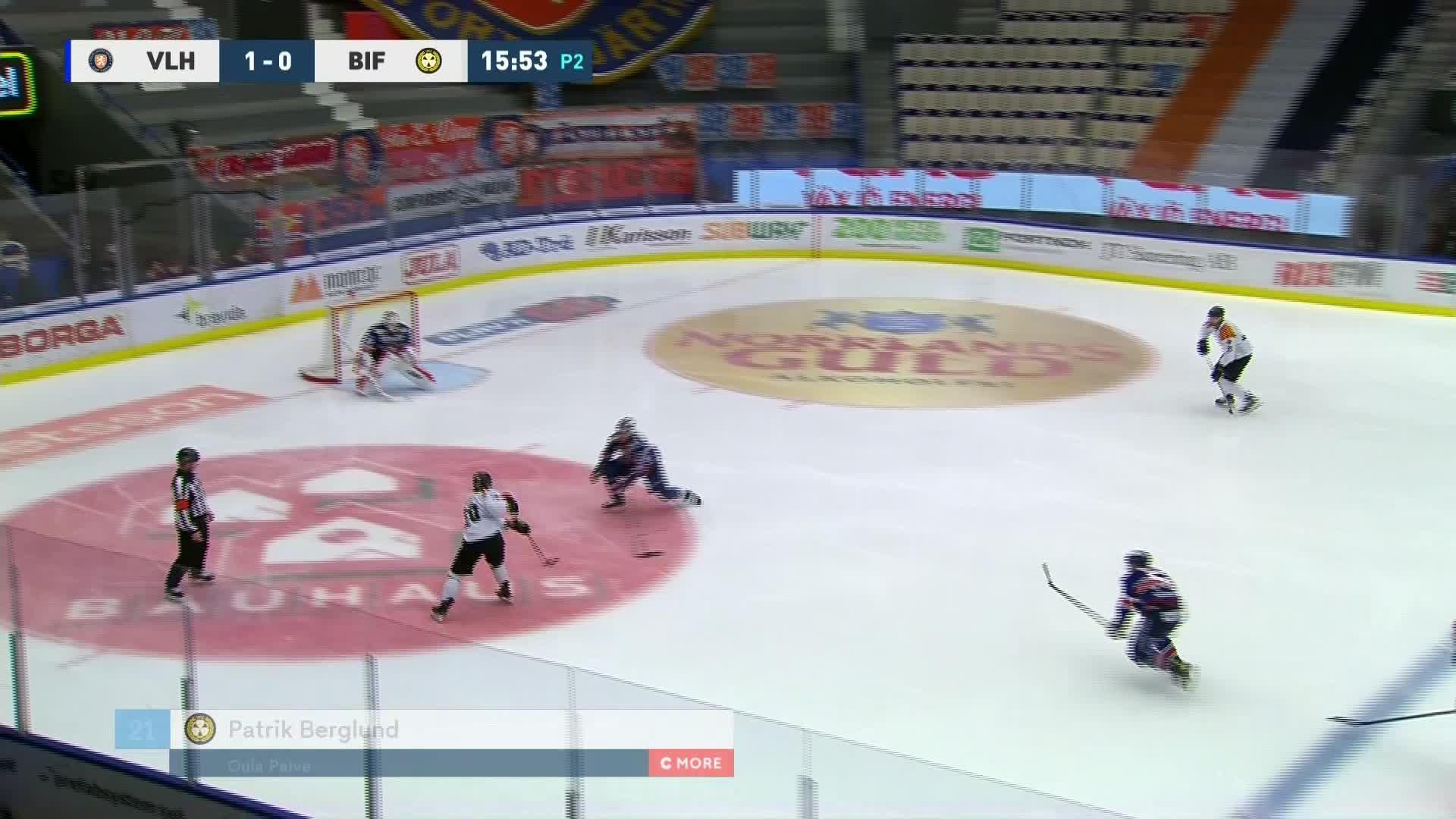 Växjö Lakers - Brynäs IF 1-1
