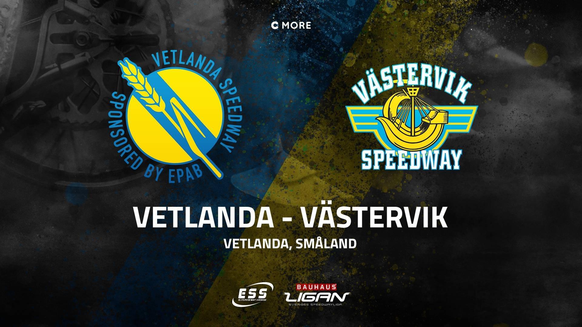 Vetlanda - Västervik