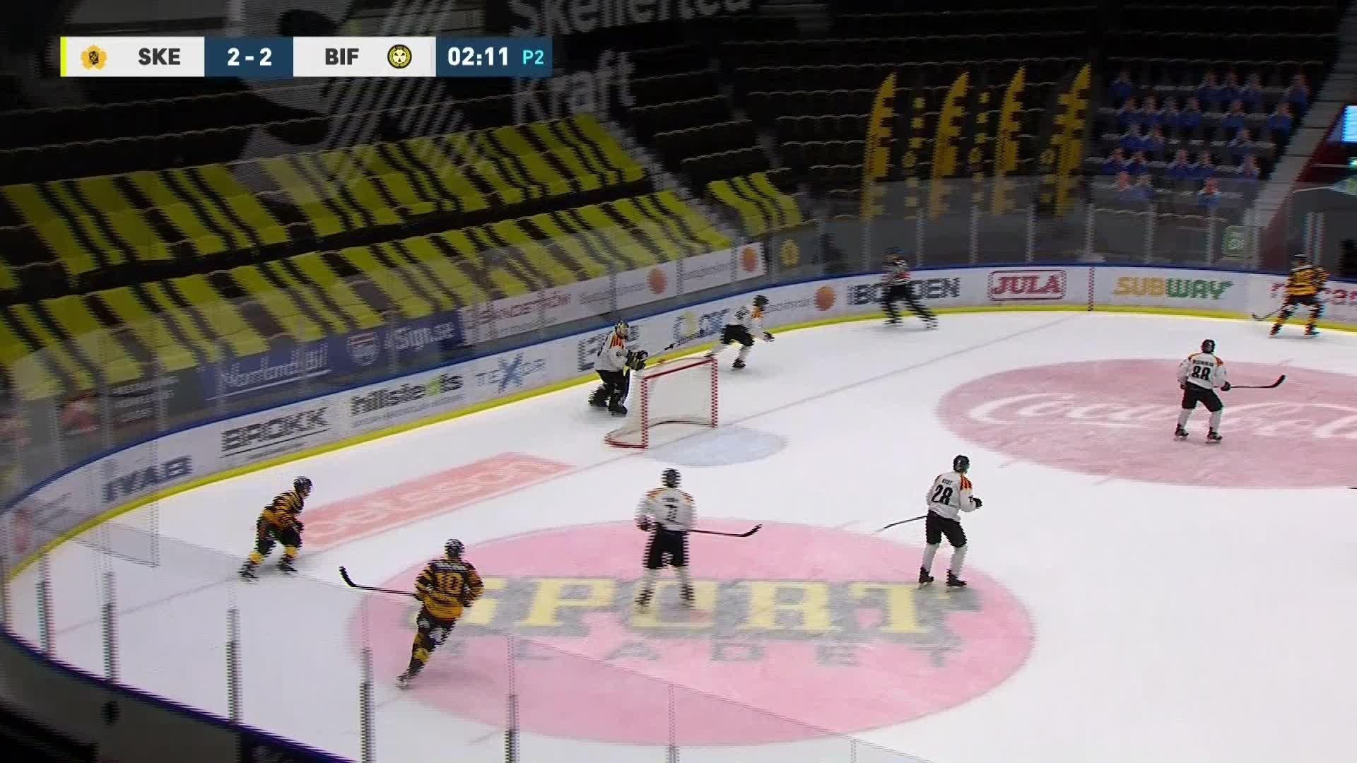 Skellefteå AIK - Brynäs IF 3-2
