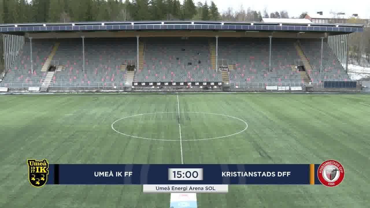 Highlights: Umeå – Kristianstad 19 okt