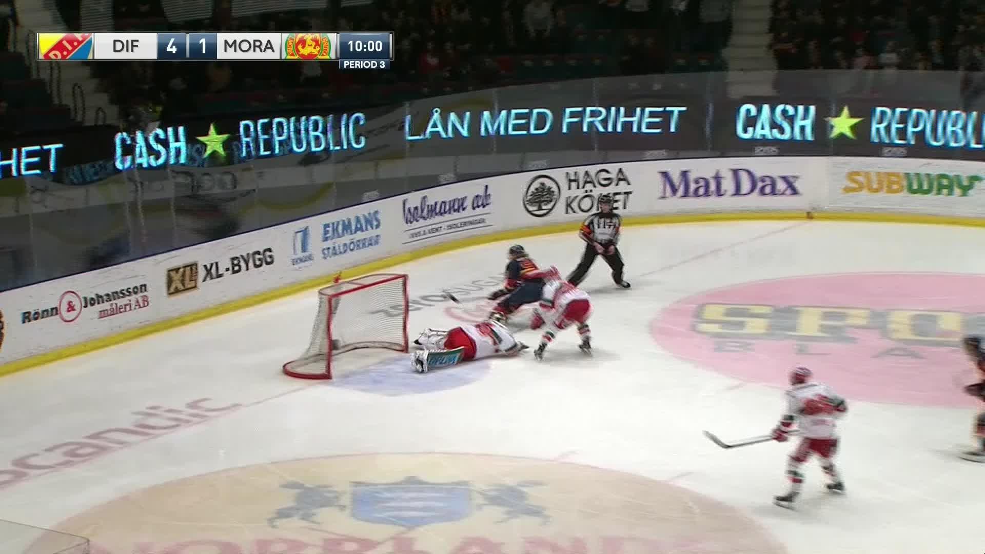 Djurgården Hockey - Mora IK 5-1