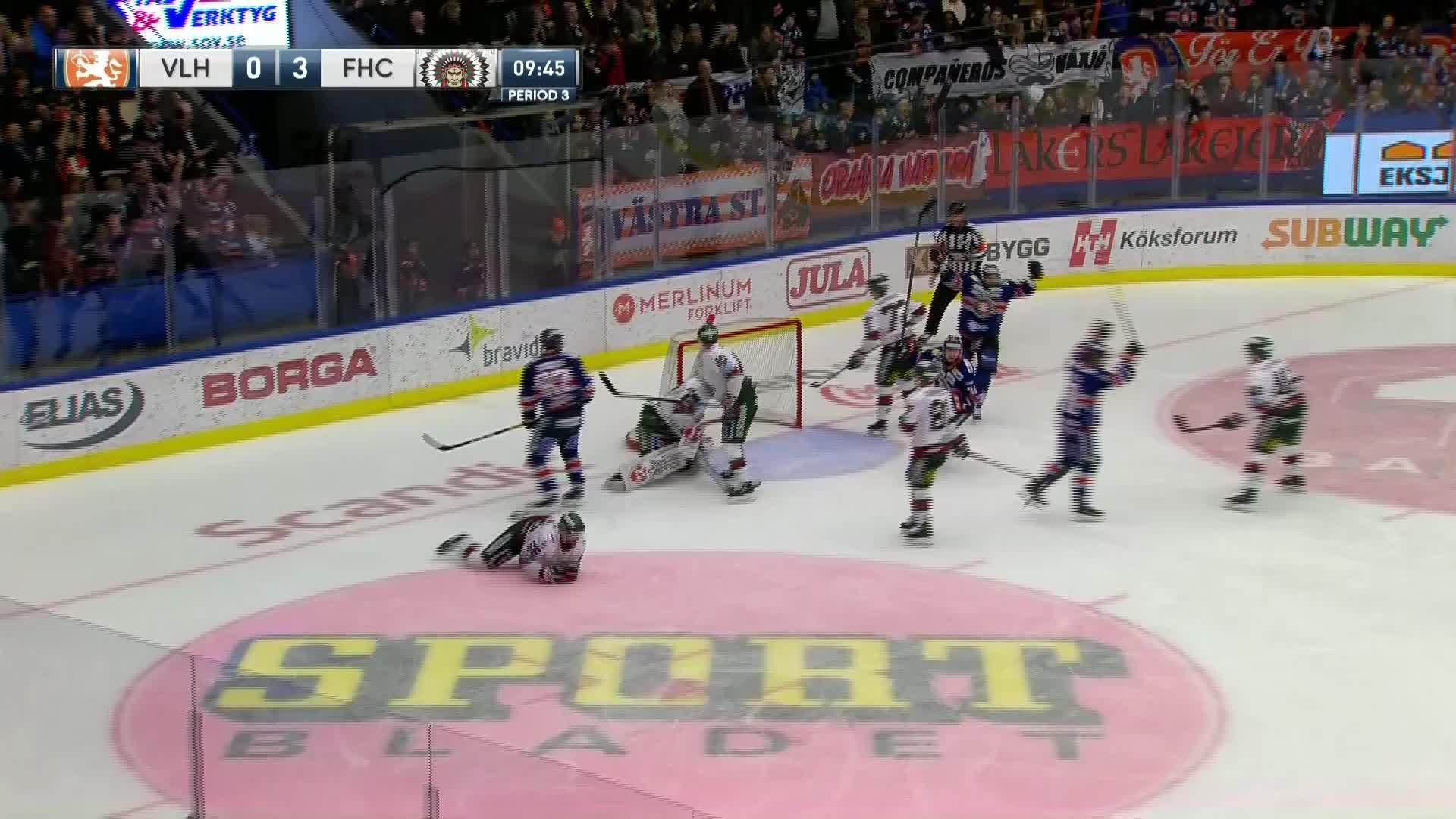 Växjö Lakers - Frölunda HC 1-3