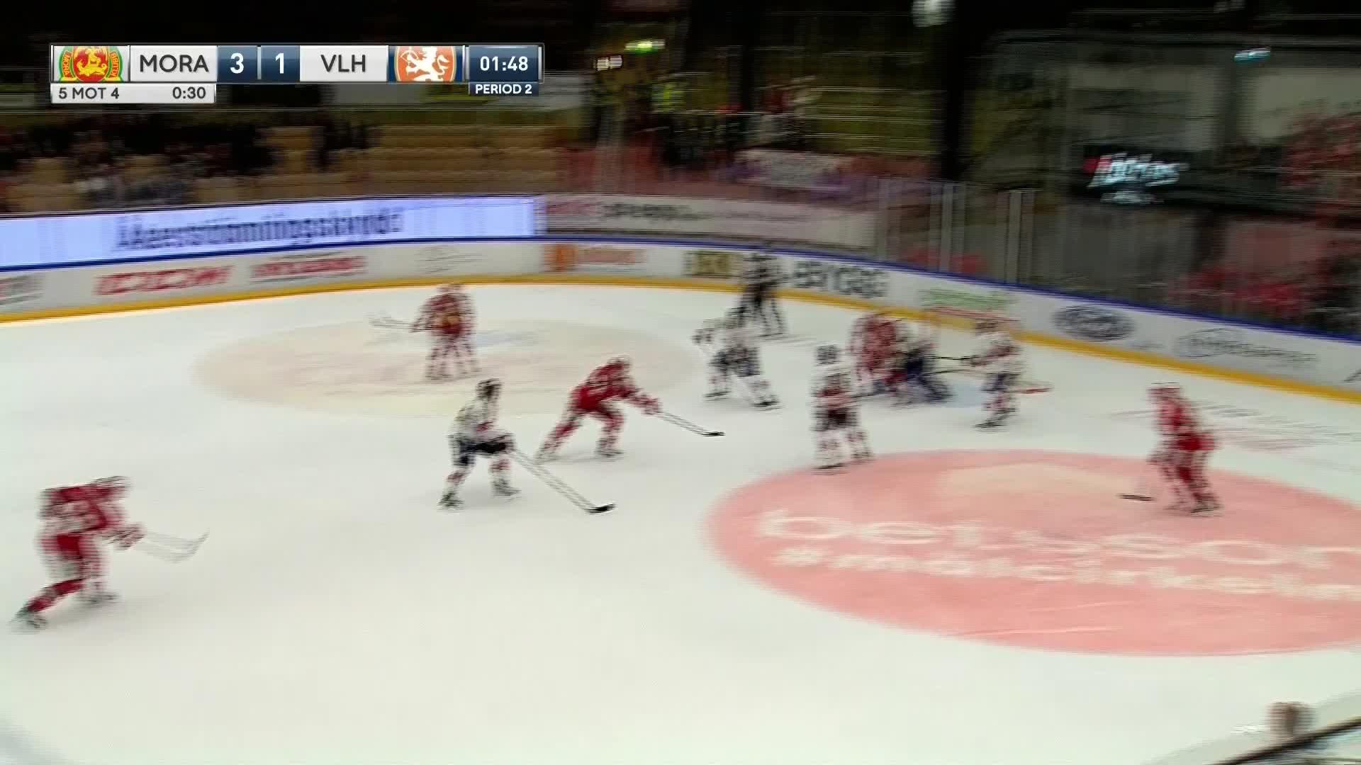Mora IK - Växjö Lakers 4-1
