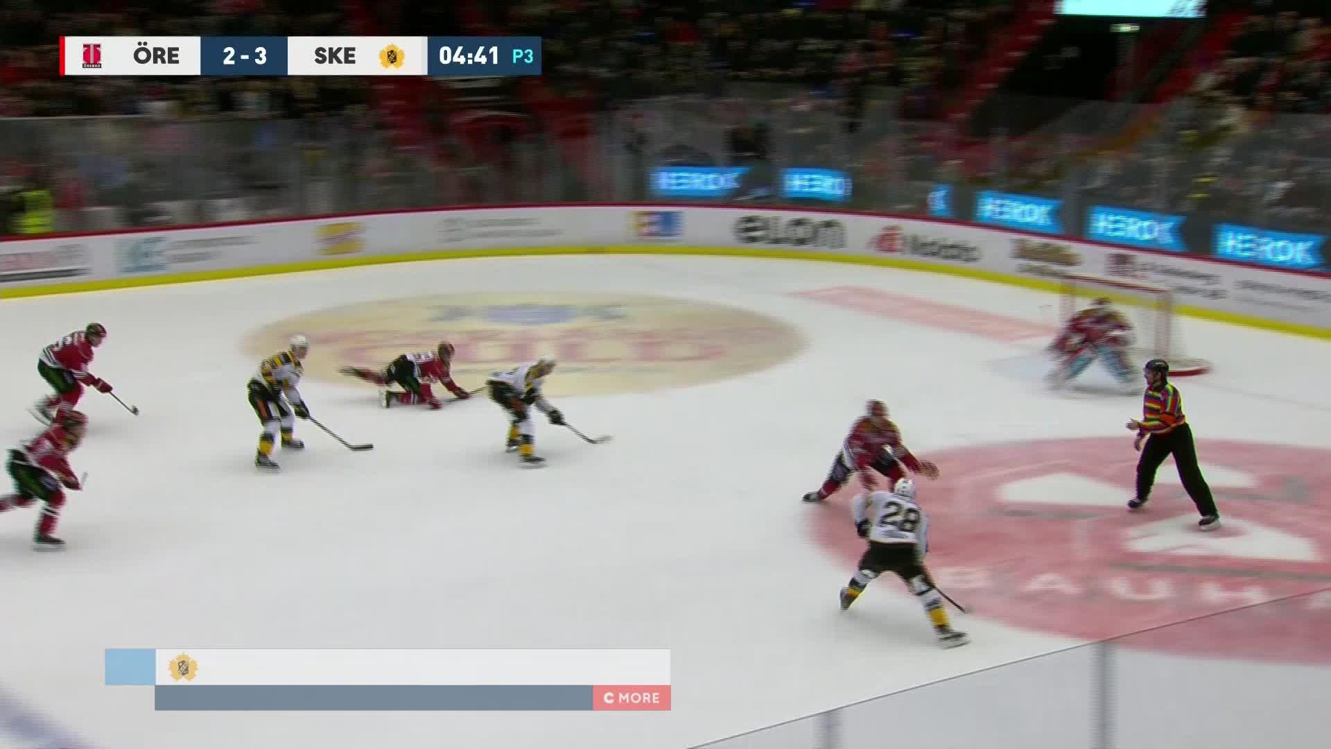 Örebro Hockey - Skellefteå AIK 2-4