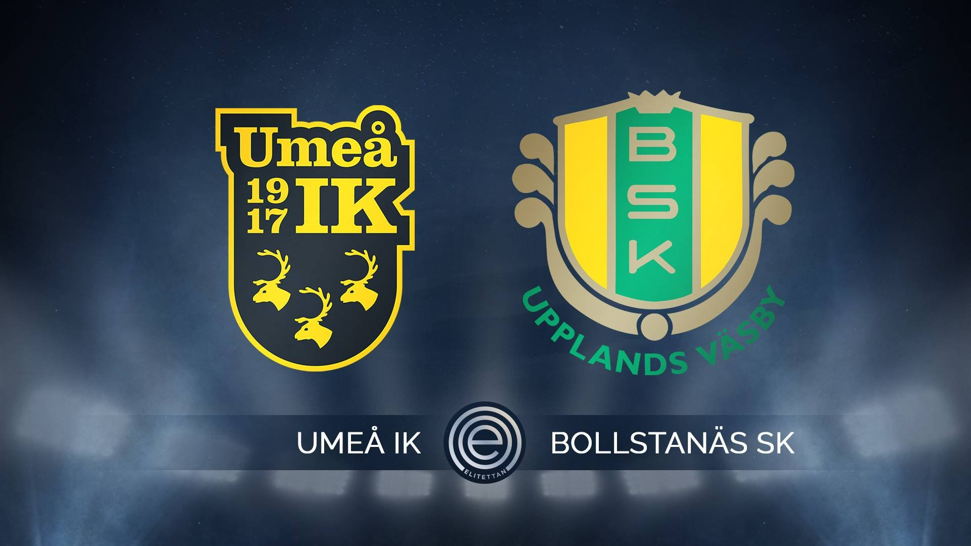 Highlights: Umeå IK-Bollstanäs SK