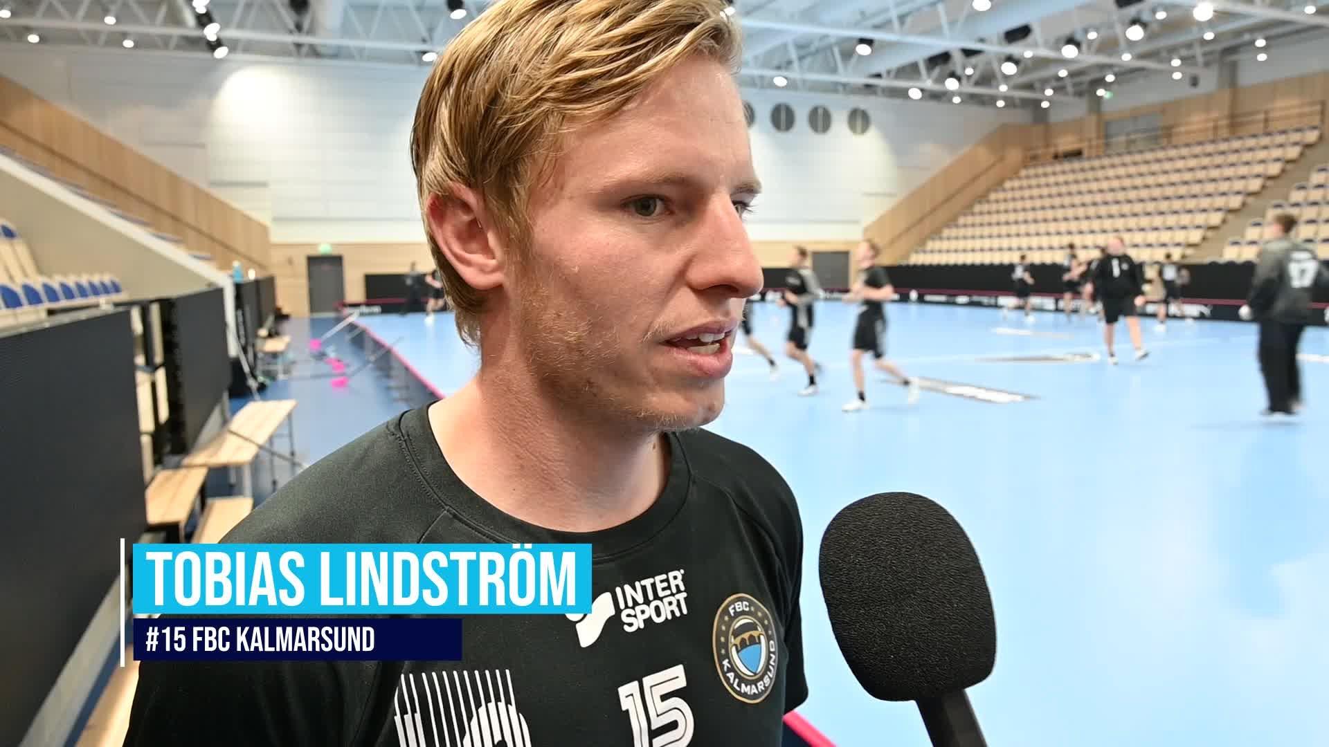 Tobias Lindström inför SSL-premiären