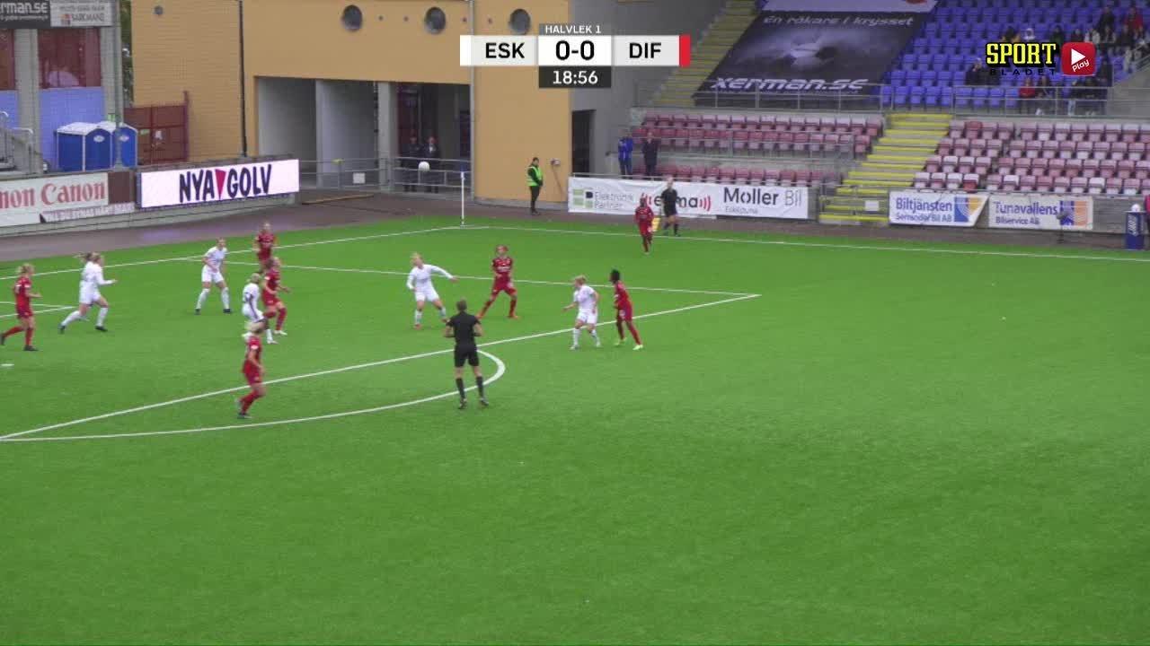 Highlights: Eskilstuna-Djurgården