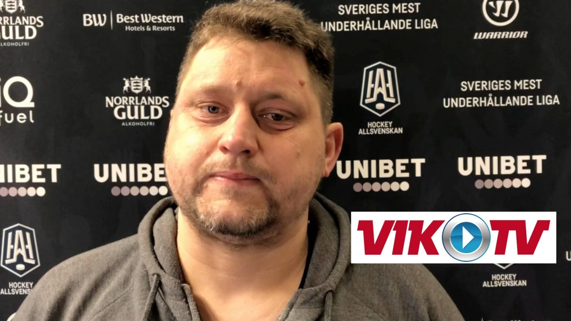 Intervju med Karlin inför kvartsfinal 3