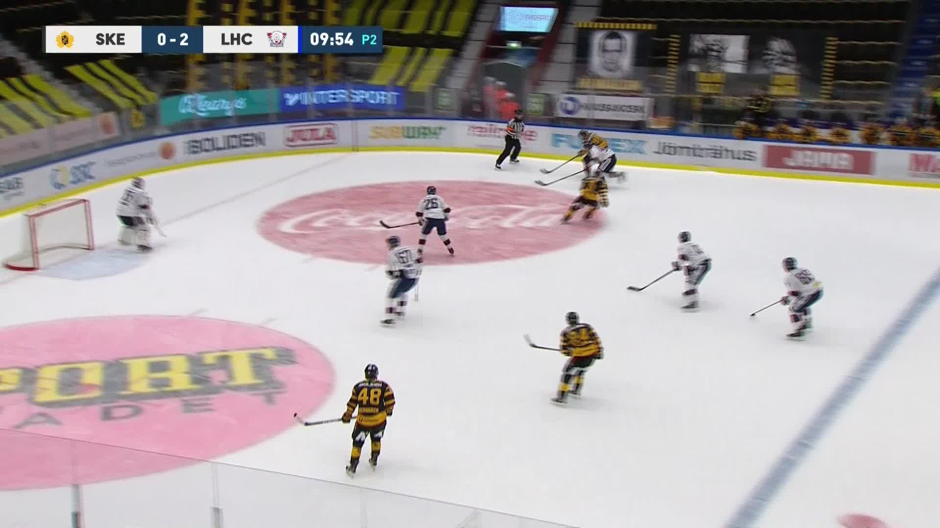 Skellefteå AIK - Linköping HC 1-2