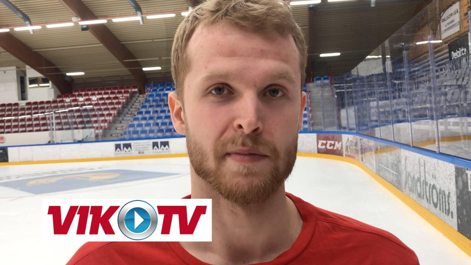 Intervju med Daniel Marmenlind efter semifinal 6