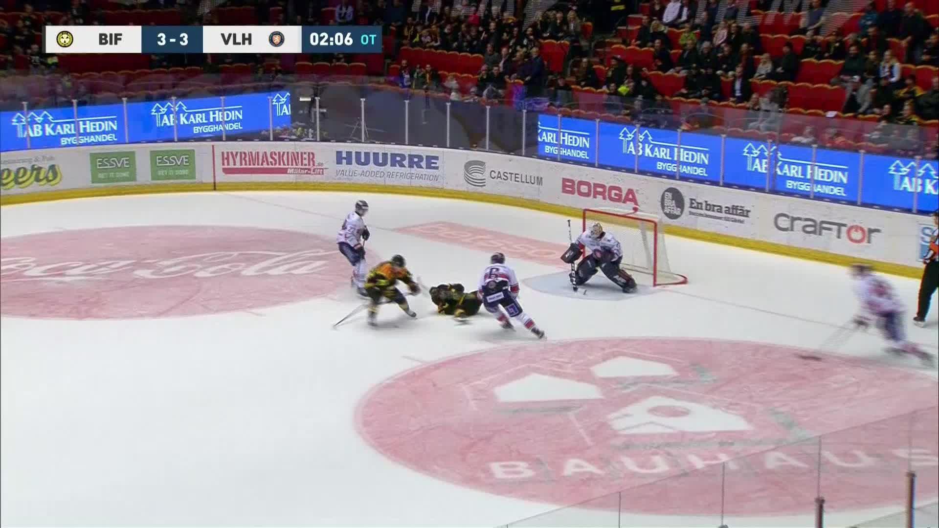 Brynäs IF - Växjö Lakers 4-3