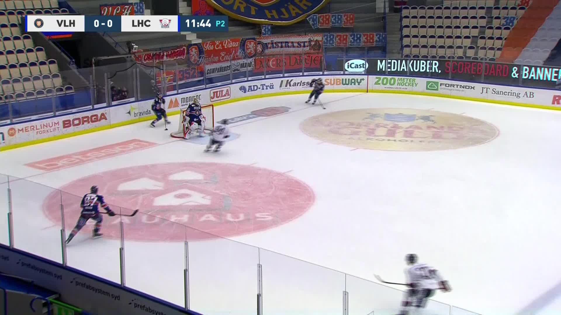 Växjö Lakers - Linköping HC 1-0