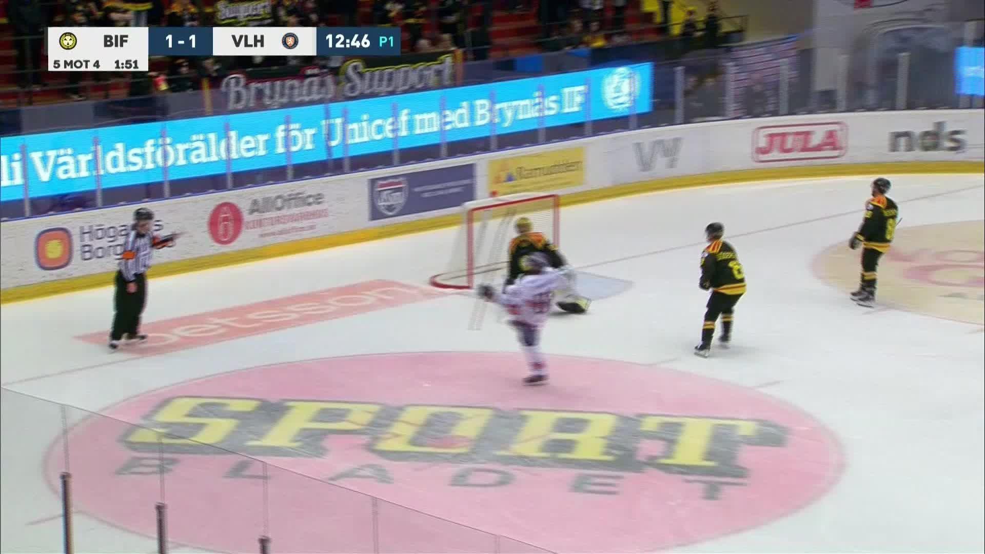 Brynäs IF - Växjö Lakers 1-2