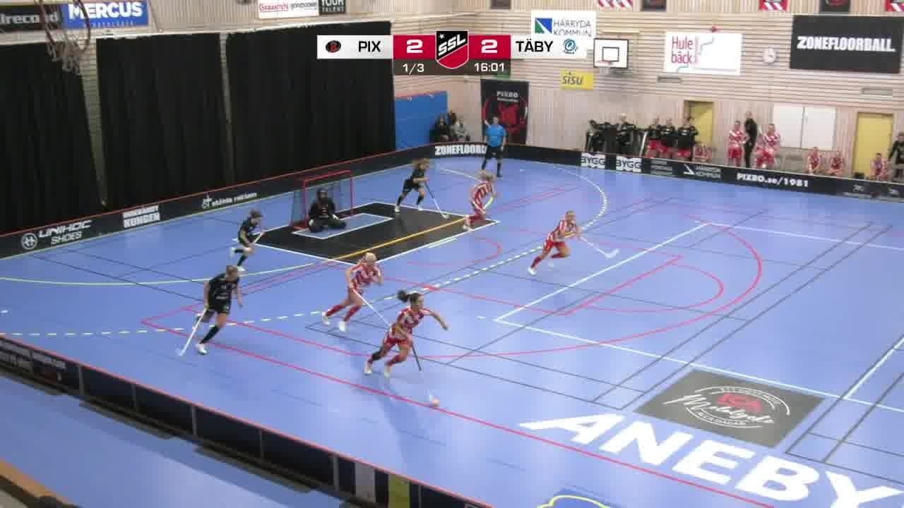 Highlights SSL: Pixbo - Täby
