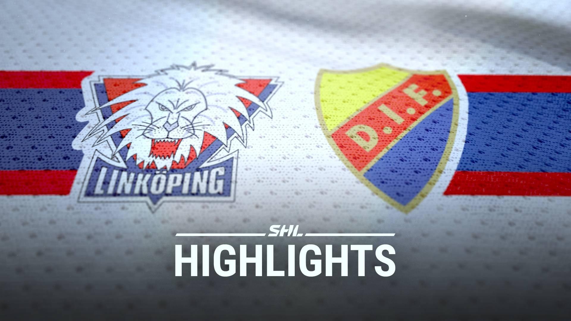 Linköping HC - Djurgården Hockey