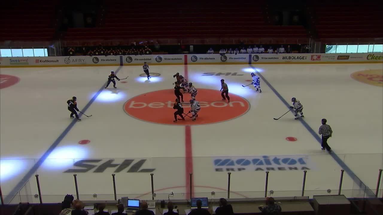 Highlights: Brynäs-Leksand 12 sept